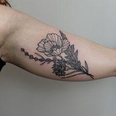 Tattoo by ROSE HARLEY - I am Vagabond