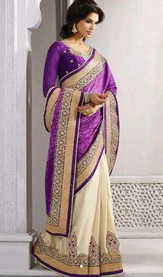 New Ethnic Traditional Wedding Saree Party Wear Indian Bollywood Pakistani Sari Chiffon Saree, Georgette Sarees, Lehenga Saree, Anarkali Dress, Saree Blouse, Indian Attire, Indian Outfits, Indian Wear, Indian Clothes