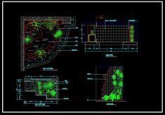 ★【Landscape Design】★ http://www.boss888.net/autocad/b13.htm Landscape Design Ideas Garden Design  Landscape Details Landscape Architecture Decorative Elements