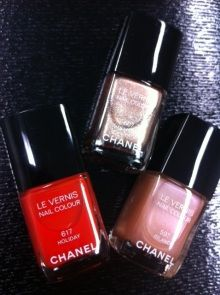 Chanel will release its summer makeup collection on 27 April in Japan
