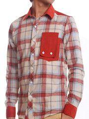 Checkered Shirt | $19