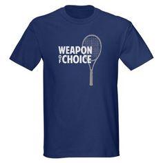 Tennis - Weapon T-Shirt Tennis Shop, Tennis Party, Tennis Gifts, Lawn Tennis, Tennis Pictures, Tennis Funny, Tennis Workout, Tennis Quotes, Tennis Fashion