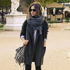 Best Fall Street Style | October 2012