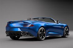 rogeriodemetrio.com: Aston Martin Vanquish S Volante