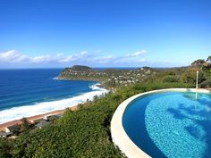 View from the pool at Jonah's  - Photo by Andrew Harper  via @harpertravel
