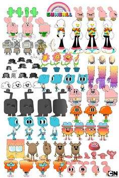 the amazing world of gumball - vky: