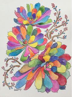 E. Lindsey Hornkohl Art
