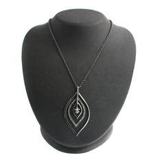 Love Rock by Loree Rodkin Crystal Hematitetone Necklace #LoveRockbyLoreeRodkin #Chain