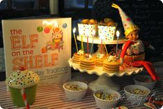 4th Annual Snowflake Breakfast: Elf on the Shelf Birthday