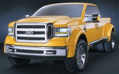 2002 Ford F 350 Concept Truck