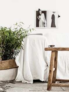 A Norwegian space with a boho / rustic touch. Vintage piken.