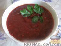 Фото к рецепту: Соус из клюквы