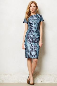 Rhapsodie Pencil Dress Maura Isles would look amazing in this