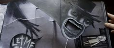 The Babadook (2014) - Australian horror takes Boogeyman on another level. A children's bedtime story awakens the Babadook.dook.dook!