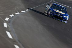 Chase Elliott Photos Photos - Chase Elliott, driver of the #24 NAPA Chevrolet, practices for the Monster Energy NASCAR Cup Series O'Reilly Auto Parts 500 at Texas Motor Speedway on April 8, 2017 in Fort Worth, Texas. - Texas Motor Speedway - Day 2