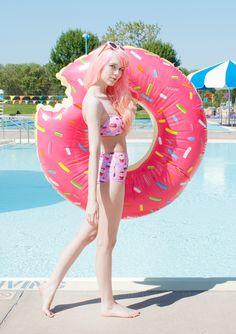 Dunkin' Donuts | Mermaidens - Musings of a Modern Mermaid