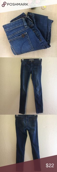 🆕 Listing! Joe's Jeans Girls Skinny Jeans These Joe's Jeans Girls Skinny Jeggings are size 12 and are in excellent used condition! Color is called ever blue. Offers welcome! Joe's Jeans Bottoms Jeans