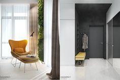 дизайн інтер'єру Apartment Lines – KARASHETSKYY