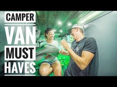 These van life must haves will make you more comfortable and keep you traveling in style much longer. Van dwelling essentials!
