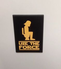placa de banheiro star wars use the force frete grátis - Star Wars Funny - Funny Star Wars Meme - - placa de banheiro star wars use the force frete grátis Mais The post placa de banheiro star wars use the force frete grátis appeared first on Gag Dad. Star Wars Decor, Decoration Star Wars, Star Wars Room, Star Wars Wall Art, Decorations, Star Wars Bathroom, Bathroom Signs, Funny Bathroom, Bathroom Stuff