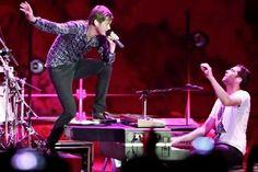 Keane: Tom Chaplin & Tim Rice-Oxley