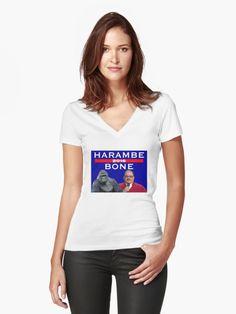 Harambe Bone 2016 political ad