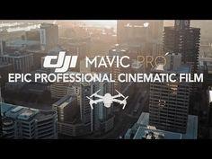 DJI Mavic Pro Epic Cinematic Footage That Rivals Inspire X5 And Phantom 4 Pro!!! - YouTube