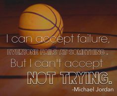 Basketball Quote from Michael Jordan - Sports Sport Basketball, Basketball Motivation, Basketball Tricks, Love And Basketball, Sport Motivation, Basketball Skills, Basketball Workouts, Women's Basketball, Basketball Outfits