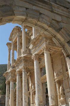 Ephesus, Turkey- in 7 weeks DONE