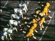 Green Bay Packers - Ice Bowl = I was there and sat through the whole game