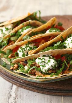 1366 best healthy living recipes images on pinterest kitchens chicken tacos with guajillo pesto with just 35 minutes of prep this healthy living recipe is sure to be a family favorite forumfinder Gallery