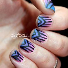 Instagram photo by  wondrouslypolished #nail #nails #nailart