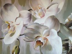 Your orchid painting