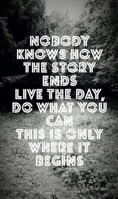 The Lumineers - Nobody knows <3