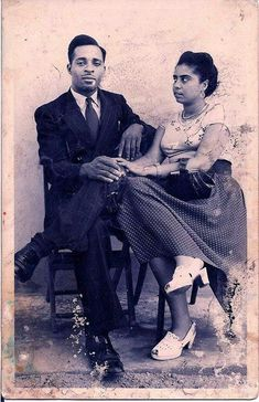 1238936520c6 My grandparents in early 1950   OldSchoolCool Grandparents