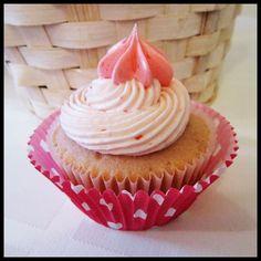 Sprinkles' Strawberry Cupcakes!