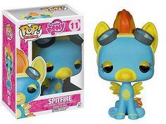 My Little Pony Spitfire Pop! Vinyl Figure #11 Funko 4756 CLEARANCE PLEASE READ