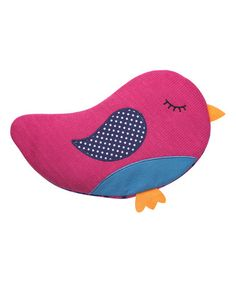 Bird Cozy Critter Warming Pack.  Love this!