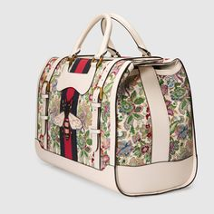 garden tapestry duffle | gucci