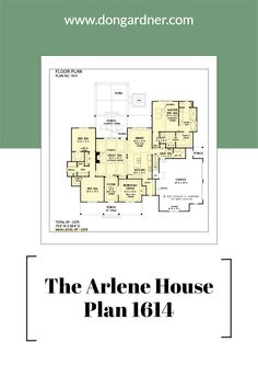 The Arlene house plan 1614 is now in progress! 2375 sq ft | 4 Beds | 2.5 Baths This modern farmhouse design features a dramatic center dormer over a sprawling front porch. The open floor plan promotes family togetherness, and a large rear porch extends living outdoors. A large pantry adjoins the island kitchen, and a mudroom offers a convenient location to drop coats, bags, and shoes. #wedesigndreams #modernfarmhouse Patio Bed, Porch Bed, Modern Farmhouse Design, One Story Homes, First Story, Types Of Houses, Better Homes, House Plans, Floor Plans