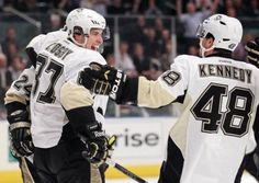 Sid and TK...two of my favorite boys!!