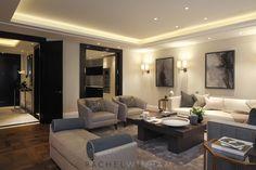 Living Room | Rachel Winham Interior Design