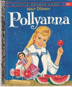 Pollyanna-1960 Little Golden Book