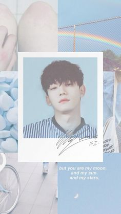 Chen EXO Lockscreen Aesthetic kpop