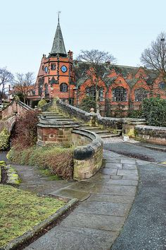 Port Sunlight was purpose built by William Hesketh Lever (later Lord Leverhulme) starting in 1888 for the employees  of Lever Brothers soap factory.  Port Sunlight contains 900 Grade II listed buildings, and was declared a Conservation Area in 1978