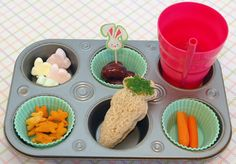 Cookie Cutter Lunch: I carrot 'bout you ~ MTM