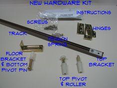 how to repair/ install bifold door.