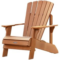 Lifetime Adirondack Chair, 60064 (265 CAD) ❤ liked on Polyvore featuring home, outdoors, patio furniture, outdoor chairs, garden furniture, garden patio furniture, adirondack outdoor furniture, outdoor garden furniture and outdoor patio furniture