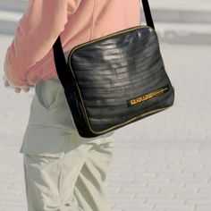 BUDAPEST Bag - Products - BalkanTango - Recycled Bicycle Inner Tube Bags, Purses and More