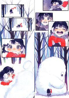 안녕하세요. 부천 만화학원 애니스타 입니다~오늘은 부천 애니스타 만화학원의 새롭게 개강되는!!청강대 포... Comic Book Layout, Comic Books Art, Comic Art, Anime Chibi, Anime Art, Design Comics, Loli Kawaii, Cute Comics, Cute Illustration